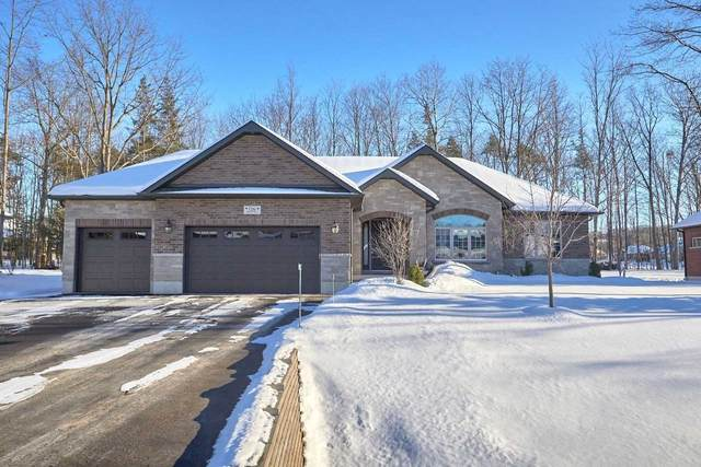 126 Mennill Dr, Springwater, ON L9X 0J2 (#S5118516) :: The Johnson Team