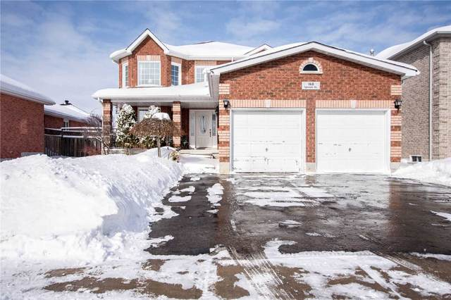 168 Sproule Dr, Barrie, ON L4N 0R2 (#S5119033) :: The Johnson Team