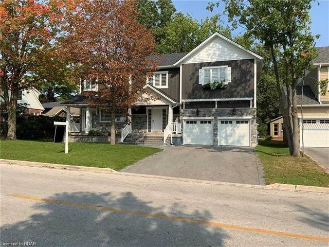 49 Cook St, Barrie, ON L4M 4G2 (MLS #S5120388) :: Forest Hill Real Estate Inc Brokerage Barrie Innisfil Orillia