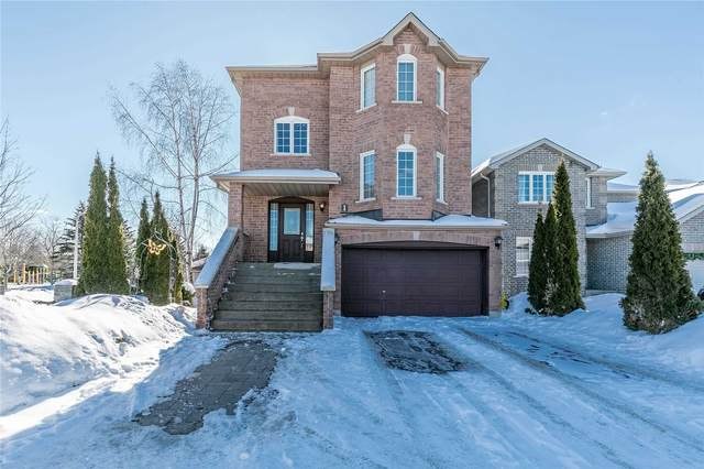 1 Northview Cres, Barrie, ON L4N 9T3 (MLS #S5121077) :: Forest Hill Real Estate Inc Brokerage Barrie Innisfil Orillia
