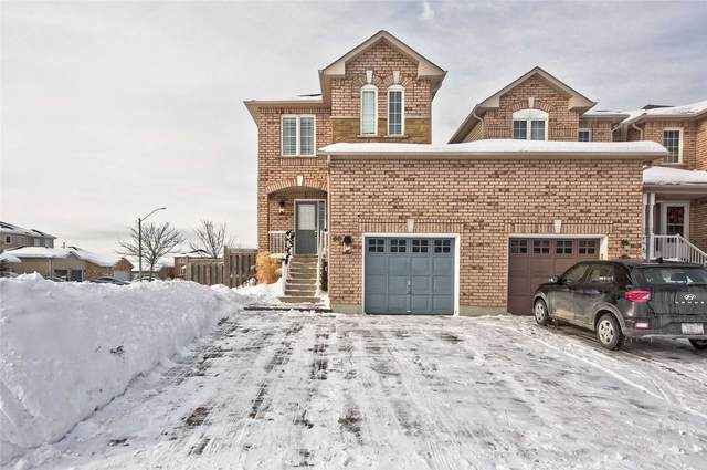 60 Ridwell St, Barrie, ON L4N 0X2 (#S5121670) :: The Johnson Team