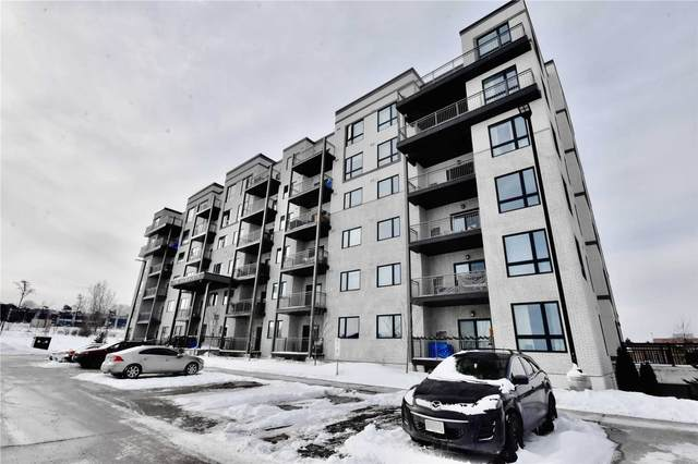 299 E Cundles Rd #406, Barrie, ON L4M 4S5 (#S5121679) :: The Johnson Team