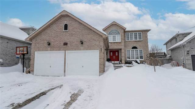 8 Higgin Crt, Barrie, ON L4N 0R1 (#S5122900) :: The Johnson Team
