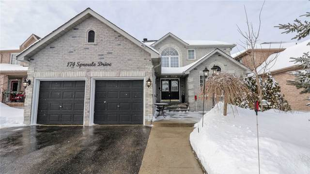 174 Sproule Dr, Barrie, ON L4N 0P9 (#S5123753) :: The Johnson Team