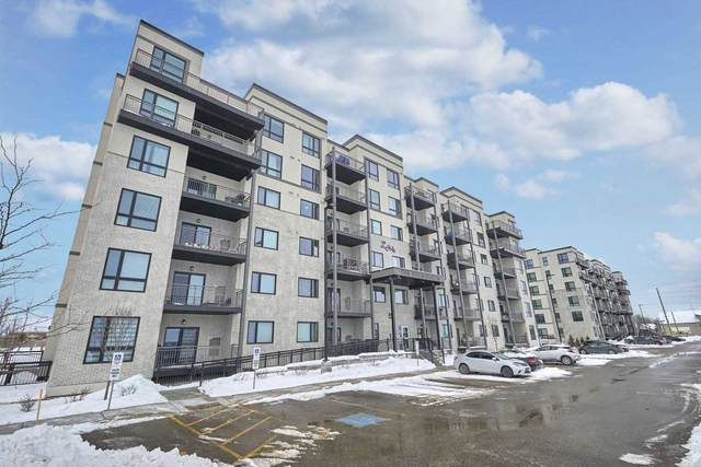 299 E Cundles Rd #207, Barrie, ON L4M 4S5 (MLS #S5123777) :: Forest Hill Real Estate Inc Brokerage Barrie Innisfil Orillia