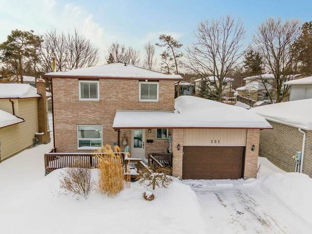 151 Little Ave, Barrie, ON L4N 6L6 (#S5124703) :: The Johnson Team
