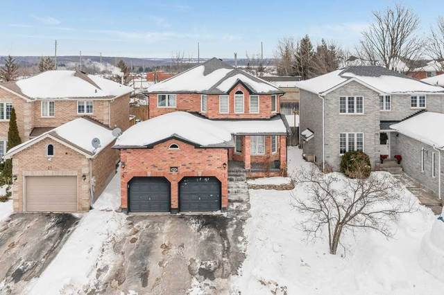 25 Meyer Ave, Barrie, ON L4M 6Y1 (#S5125204) :: The Johnson Team