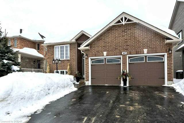 42 Clark St, Collingwood, ON L9Y 0H9 (#S5125206) :: The Johnson Team
