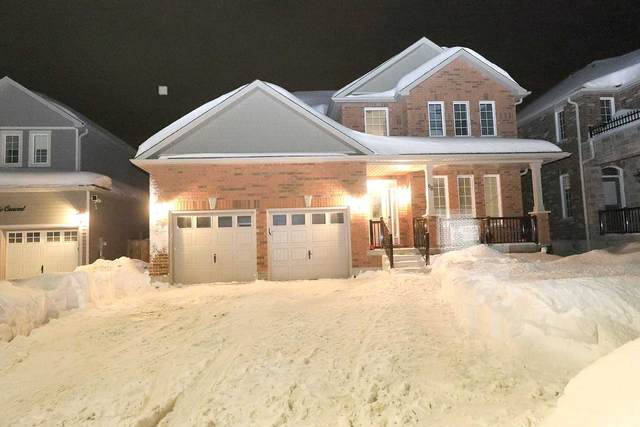 68 Lockerbie Cres, Collingwood, ON L9Y 4S1 (#S5125330) :: The Johnson Team