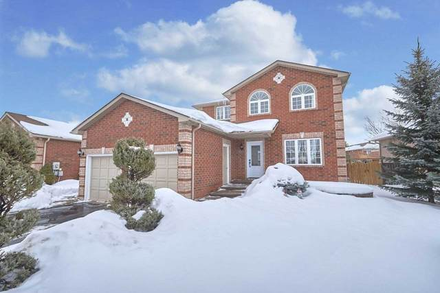 153 Marsellus Dr, Barrie, ON L4N 8V7 (MLS #S5126068) :: Forest Hill Real Estate Inc Brokerage Barrie Innisfil Orillia