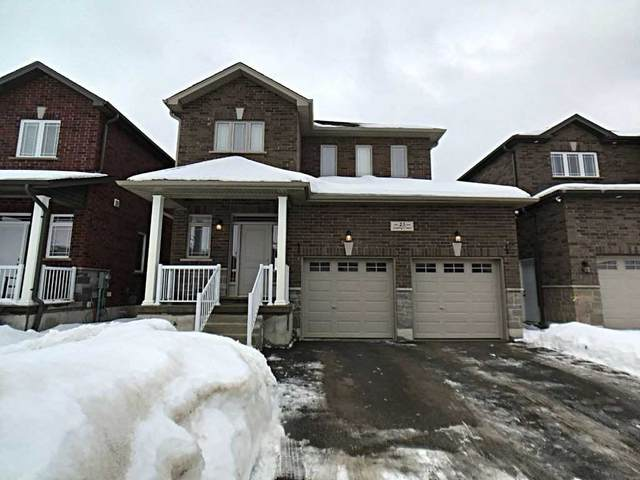 23 Lowry Crt, Barrie, ON L4N 7N3 (#S5126410) :: The Johnson Team