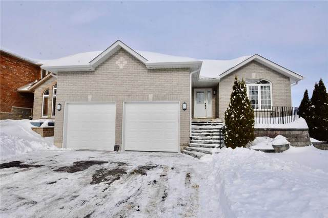 24 Marjoy Ave, Barrie, ON L4M 6P1 (#S5126446) :: The Johnson Team