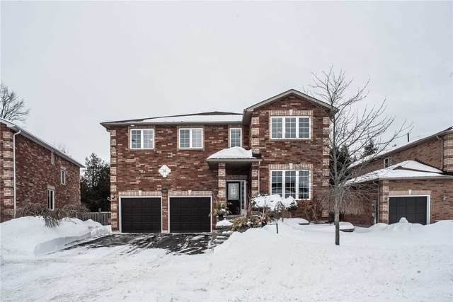 34 Shalom Way, Barrie, ON L4N 5X9 (MLS #S5126486) :: Forest Hill Real Estate Inc Brokerage Barrie Innisfil Orillia