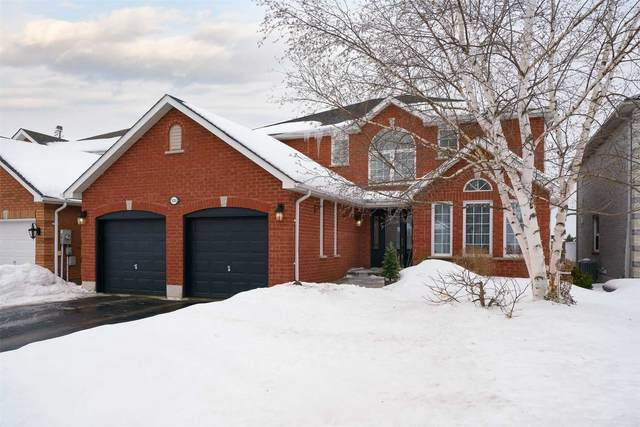 131 Gore Dr, Barrie, ON L4N 0A8 (#S5126975) :: The Johnson Team