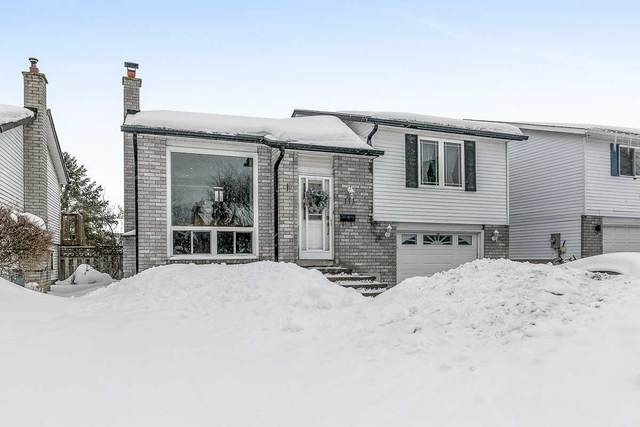 113 Shakespeare Cres, Barrie, ON L4N 6B7 (MLS #S5127172) :: Forest Hill Real Estate Inc Brokerage Barrie Innisfil Orillia