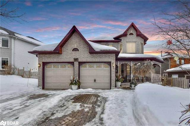 114 Browning Tr, Barrie, ON L4N 6R3 (MLS #S5127560) :: Forest Hill Real Estate Inc Brokerage Barrie Innisfil Orillia