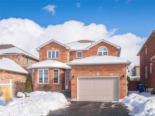 9 Michelle Dr, Barrie, ON L4N 5Y1 (MLS #S5127819) :: Forest Hill Real Estate Inc Brokerage Barrie Innisfil Orillia
