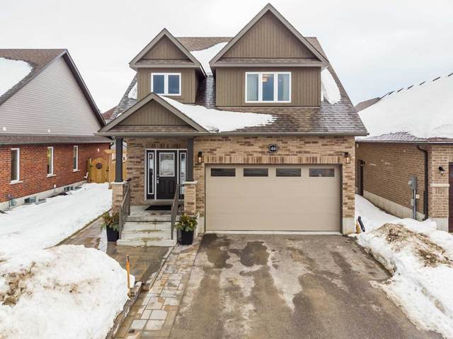 46 Cooper St, Collingwood, ON L9Y 0W8 (#S5127828) :: The Johnson Team
