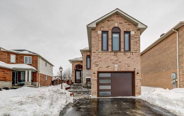 11 Bluegrass Dr, Barrie, ON L4N 9N9 (MLS #S5127875) :: Forest Hill Real Estate Inc Brokerage Barrie Innisfil Orillia