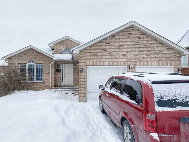 38 Dunsmore Lane, Barrie, ON L4M 7A1 (MLS #S5128303) :: Forest Hill Real Estate Inc Brokerage Barrie Innisfil Orillia