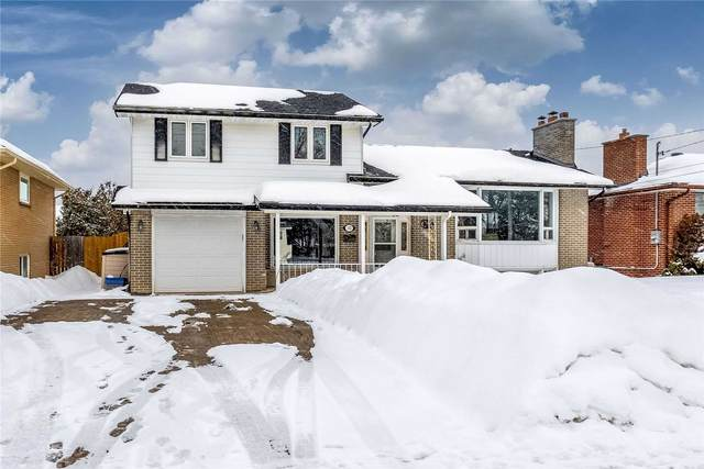 152 Steel St, Barrie, ON L4M 2G4 (MLS #S5128422) :: Forest Hill Real Estate Inc Brokerage Barrie Innisfil Orillia