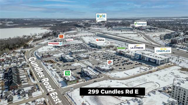 299 E Cundles Rd #303, Barrie, ON L4N 7C9 (MLS #S5128646) :: Forest Hill Real Estate Inc Brokerage Barrie Innisfil Orillia