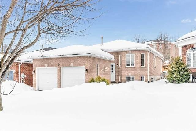 8 Ryan Crt, Barrie, ON L4M 6N7 (MLS #S5129362) :: Forest Hill Real Estate Inc Brokerage Barrie Innisfil Orillia
