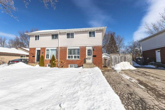 541 Spruce St, Collingwood, ON L9Y 3H8 (#S5129701) :: The Johnson Team