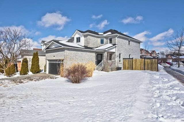 158 Cunningham Dr, Barrie, ON L4N 5R3 (MLS #S5130522) :: Forest Hill Real Estate Inc Brokerage Barrie Innisfil Orillia