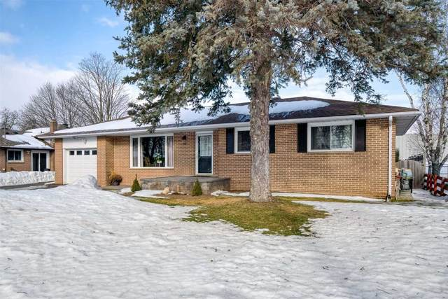 86 Ottaway Ave, Barrie, ON L4M 2X2 (MLS #S5132803) :: Forest Hill Real Estate Inc Brokerage Barrie Innisfil Orillia
