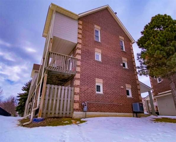119 D'ambrosio Dr #48, Barrie, ON L4N 7N7 (MLS #S5133313) :: Forest Hill Real Estate Inc Brokerage Barrie Innisfil Orillia