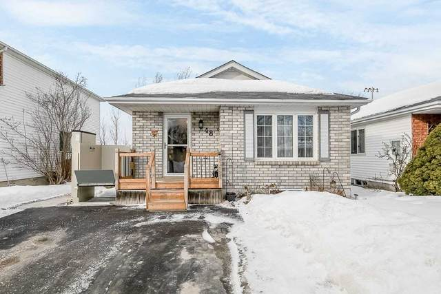 48 Arthur Ave, Barrie, ON L4M 6H5 (MLS #S5134667) :: Forest Hill Real Estate Inc Brokerage Barrie Innisfil Orillia