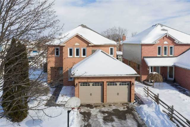 138 Cardinal St, Barrie, ON L4M 0W8 (MLS #S5135472) :: Forest Hill Real Estate Inc Brokerage Barrie Innisfil Orillia