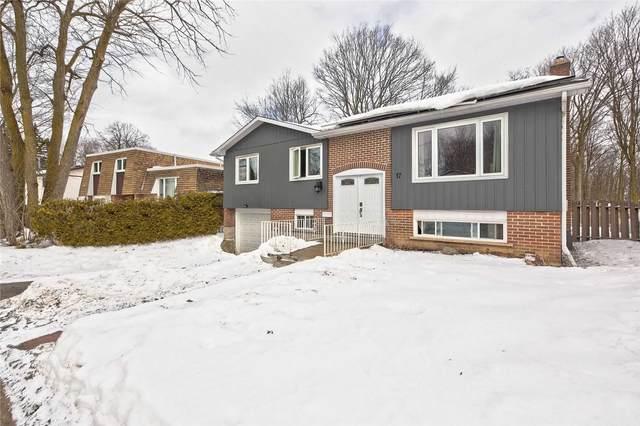 17 Springdale Dr, Barrie, ON L4M 5A7 (MLS #S5135520) :: Forest Hill Real Estate Inc Brokerage Barrie Innisfil Orillia