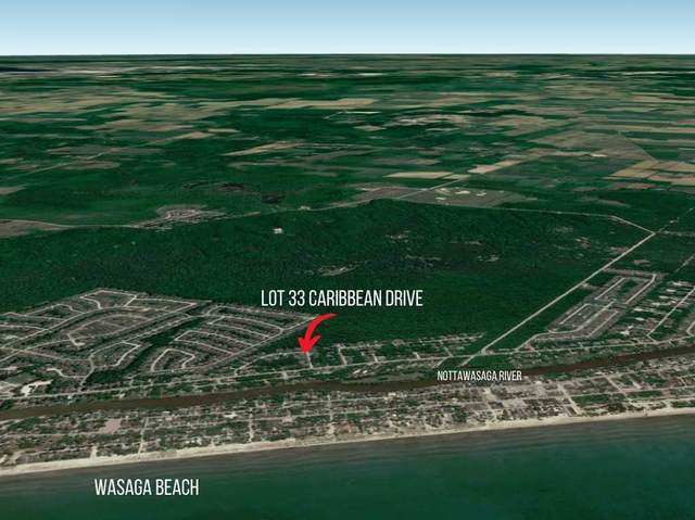 Lot 33 Caribbean Dr, Wasaga Beach, ON L9Z 2W3 (MLS #S5136066) :: Forest Hill Real Estate Inc Brokerage Barrie Innisfil Orillia
