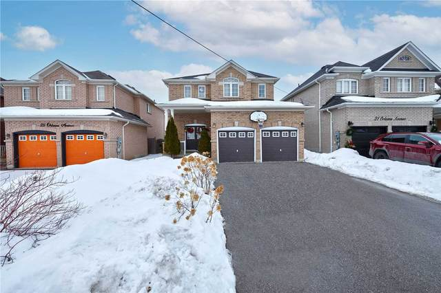 23 Orleans Ave, Barrie, ON L4M 0B6 (MLS #S5136256) :: Forest Hill Real Estate Inc Brokerage Barrie Innisfil Orillia