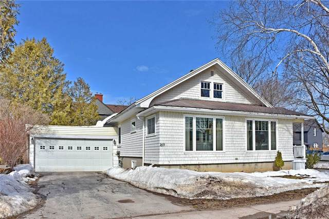 169 Second St, Collingwood, ON L9Y 1E9 (MLS #S5136829) :: Forest Hill Real Estate Inc Brokerage Barrie Innisfil Orillia