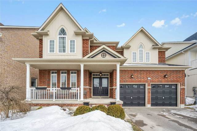 129 Prince William Way, Barrie, ON L4M 7H6 (MLS #S5137380) :: Forest Hill Real Estate Inc Brokerage Barrie Innisfil Orillia