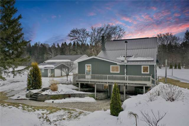 2224 W Rainbow Valley Rd, Springwater, ON L0L 1Y0 (MLS #S5138559) :: Forest Hill Real Estate Inc Brokerage Barrie Innisfil Orillia