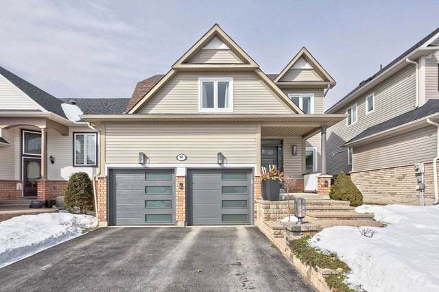 98 Birkhall Pl, Barrie, ON L4N 0K1 (MLS #S5138705) :: Forest Hill Real Estate Inc Brokerage Barrie Innisfil Orillia
