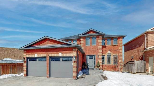 33 Golden Meadow Rd, Barrie, ON L4N 7E6 (MLS #S5139901) :: Forest Hill Real Estate Inc Brokerage Barrie Innisfil Orillia