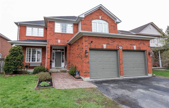 40 Harwood Dr, Barrie, ON L4N 7B9 (MLS #S5224249) :: Forest Hill Real Estate Inc Brokerage Barrie Innisfil Orillia