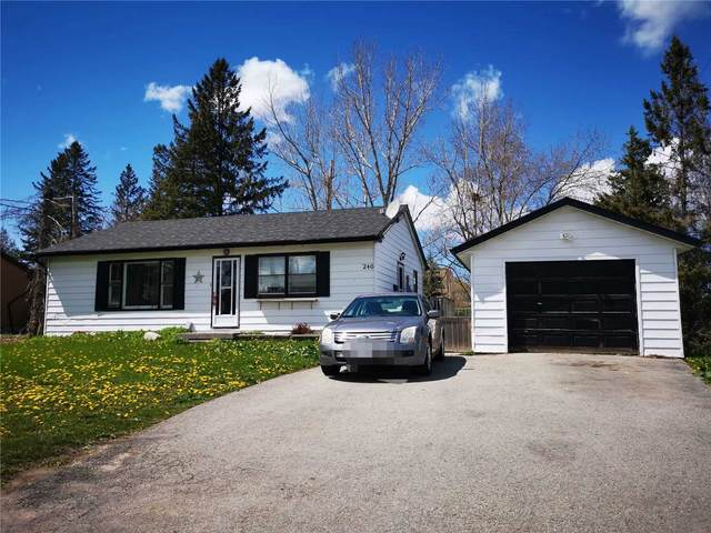 246 E Cundles Rd, Barrie, ON L4M 6L1 (MLS #S5224861) :: Forest Hill Real Estate Inc Brokerage Barrie Innisfil Orillia