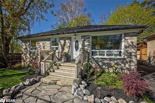 6 W Davidson St, Barrie, ON L4M 3R8 (#S5234971) :: The Ramos Team