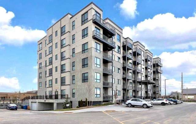 295 E Cundles Rd #406, Barrie, ON L4M 4S5 (MLS #S5238079) :: Forest Hill Real Estate Inc Brokerage Barrie Innisfil Orillia