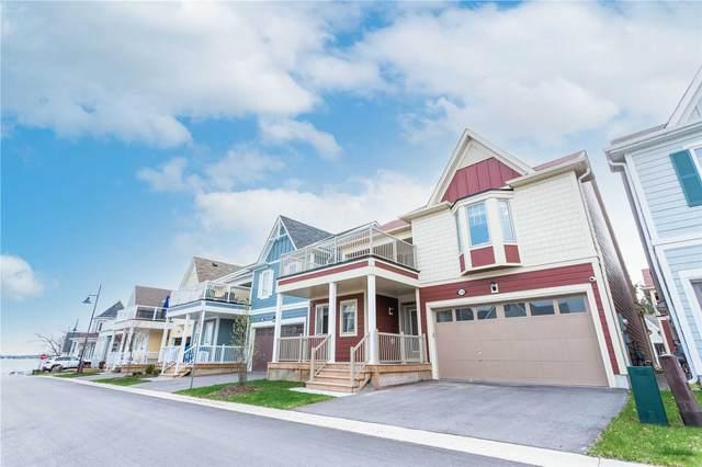 3318 Beach Club Blvd #37, Severn, ON L3V 6H3 (MLS #S5262330) :: Forest Hill Real Estate Inc Brokerage Barrie Innisfil Orillia