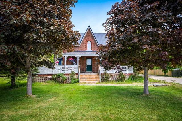 1697 County 6 Rd, Springwater, ON L0L 1P0 (#S5263987) :: The Ramos Team