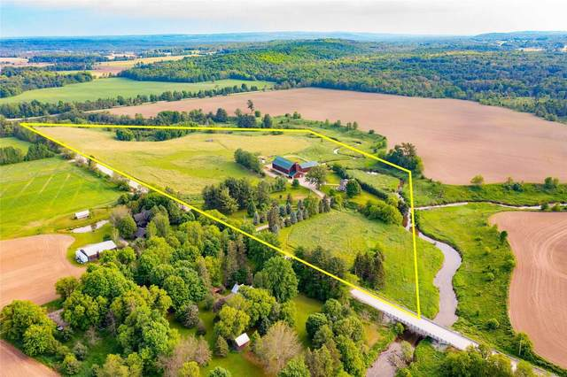 4864 Line 9 North, Oro-Medonte, ON L0K 1E0 (MLS #S5272070) :: Forest Hill Real Estate Inc Brokerage Barrie Innisfil Orillia