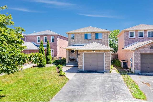 45 Delaney Cres, Barrie, ON L4N 7C4 (MLS #S5279730) :: Forest Hill Real Estate Inc Brokerage Barrie Innisfil Orillia