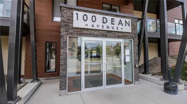 100 Dean Ave #310, Barrie, ON L4N 0V4 (#S5284508) :: The Ramos Team